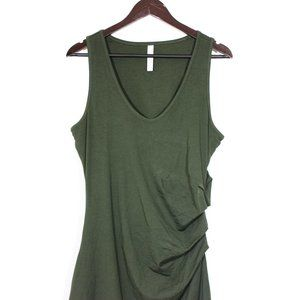 Athleta Dresses - Athleta Della Fitted Tank Tee Dress